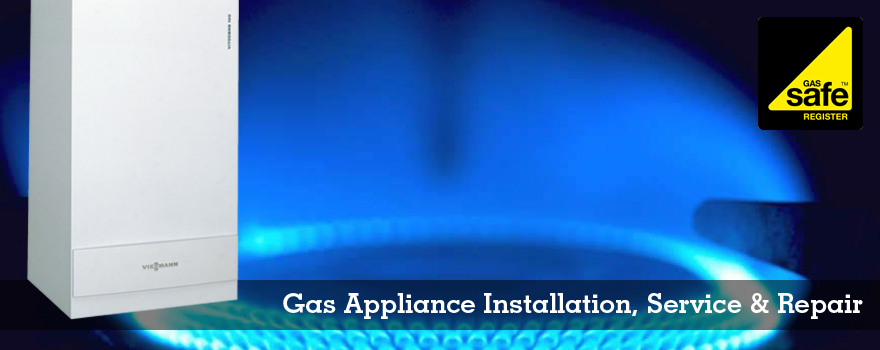 Gas Appliance Installation, Service & Repair