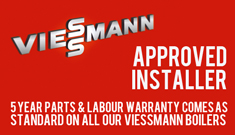 Viessmann Approved Installer